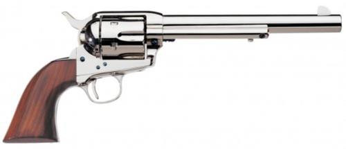 Uberti 1873 Cattleman NM Polished Nickel, .45 Colt, 4.75""