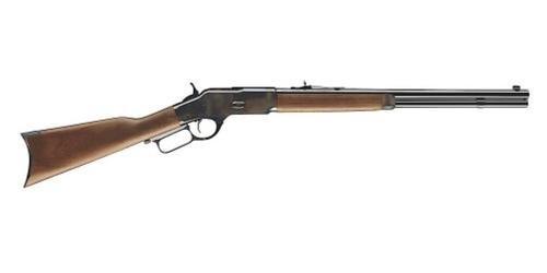 "Winchester 1873 Short Rifle Case Hardened 357mag 20"" Grade 2/3 Walnut Stock"