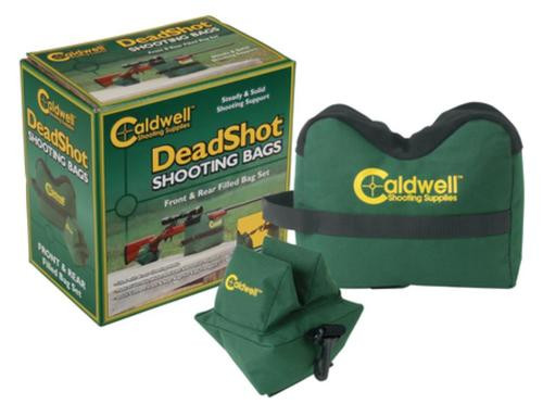 Battenfeld Caldwell Deadshot Shooting Rest Front And Rear Bags, Filled