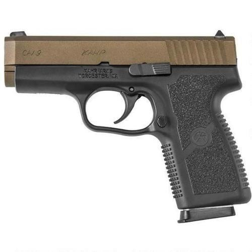 Kahr Arms CW9 BURNT BRONZE Finish, 9MM, 7 Rnd