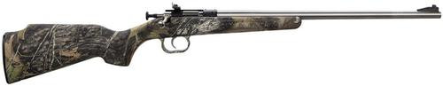 Keystone Crickett 22LR, Stainless Steel Mossy Oak Break Up Camo