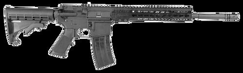 "Armalite M15 Light Tactical Carbine AR-15 6.8 SPC 16"" Chrome Lined Barrel 30 Rd Mag"