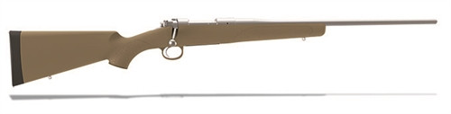 "Kimber 84M Hunter Rifle, 6.5 Creedmoor, 22"", Flat Dark Earth Polymer Stock, Only 6.5 lbs"