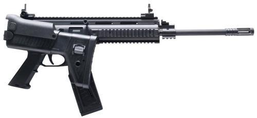 "ISSC MK22 Sport Rifle, SCAR Type, 22LR, 16"", 10RD, Black"