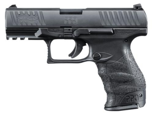 "Walther PPQ M2 9mm 4"" Black 10 Round, 2 Mags"