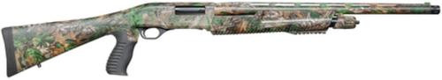 "Weatherby PA-459 Turkey Xtra 12 Ga 3"" Chamber 22"" Barrel Full Coverage Realtree Xtra Green Camo, Pistol Grip Fiber Optic Front Sight 5rd"