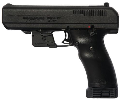 """Hi-Point 45 ACP 4.5"""" Barrel, Laserlyte Trigger-Guard Mount Laser Polymer Frame 10rd Mag"""