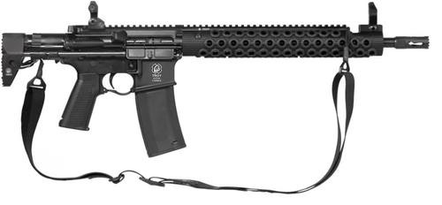 "Troy Alpha Carbine 5.56/.223, 16"" Barrel, Black, 30rd"