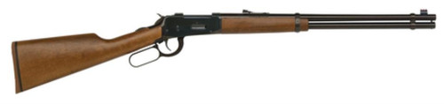 "Mossberg 464 Lever Action .30-30 20"" Barrel Blue Finish Fiber Optic Sights Walnut Straight Stock 6rd"