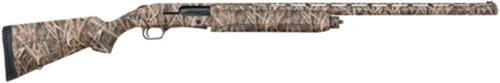 "Mossberg 930 Waterfowl 12 Ga, 3"" Chamber 28"" Vent Rib Ported Barre, Full Coverage Mossy Oak Shadow Grass Blades Camo 4rd"