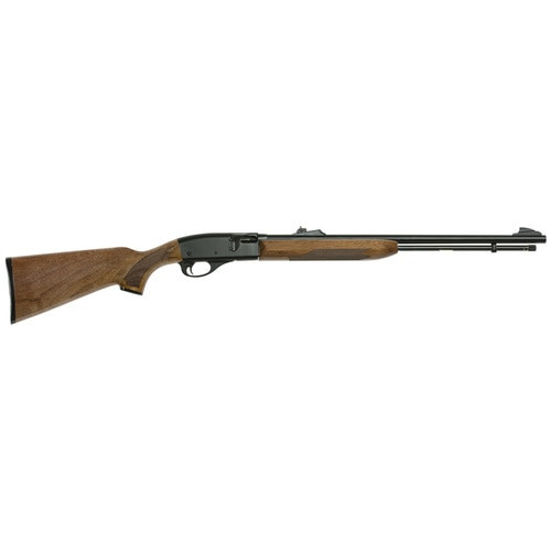 Remington 552 BDL Speedmaster Semi-Auto 22S/L/LR 21 Walnut Stock Blued Finish- 20 Shor/15 Long/17 LR