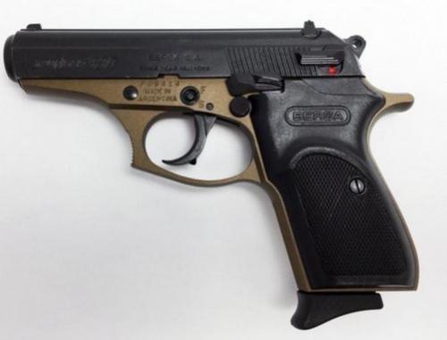 Bersa Thunder .380 ACP, Bronze/Black, 8rd
