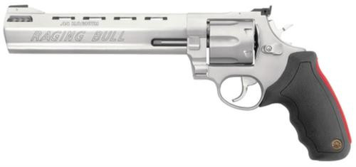 "Taurus Model 444 Raging Bull 44 Mag 6.5"" Barrel 6rd Matte SS"