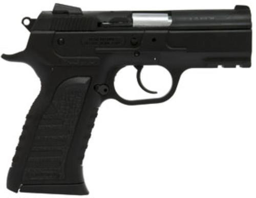 "EAA Witness Polymer Carry DA/SA 40S&W 3.6"" Barrel, Black Synthetic Grip SS, 14rd"