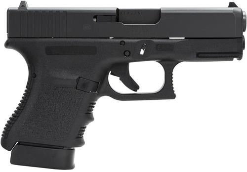 "Glock G30 Slim 45 ACP 3.78"" Barrel, 10 Round, Rough Texture"