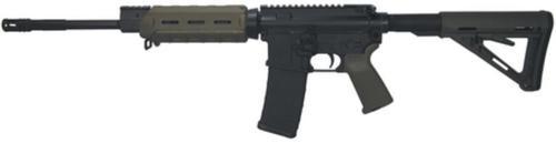"Sig SigM400 Enhanced Patrol AR-15 5.56/223 16"" Barrel Flip-Up Sights MOE OD Green 30rd Mag"