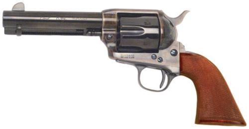 Cimarron Model P Evil Roy SA .45 Long Colt 4.75 Inch Polished Blue Barrel One Piece Walnut Grip