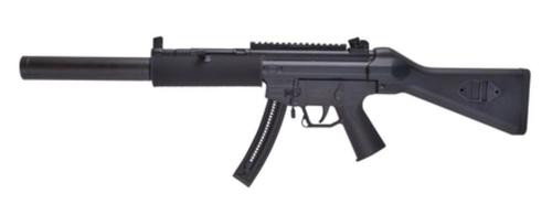 GSG MP5SD 22LR,, Fake Suppressor, 22 Rnd Mag