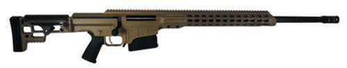 "Barrett Firearms MRAD Multi Role Adaptive Design 300 Win Mag 24"" Fluted Barrel with Flat Dark Earth Cerakoted Receiver10rd"