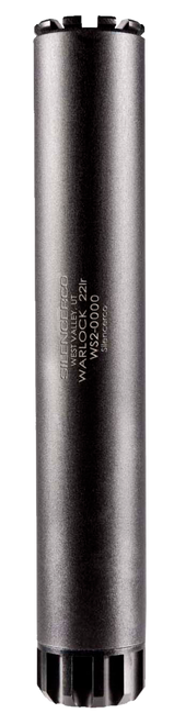 SWR-WARLOCK II SUPPRESSOR .22LR
