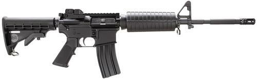 "Windham Weaponry M4 A3 AR-15 SA 223/5.56 16"" Barrel, 6 Pos Stock Black, 30rd"
