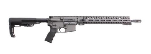 "POF Renegade AR-15 5.56 16"" Barrel Gray Finish, M-Lok Rail 30 Rd Mag"