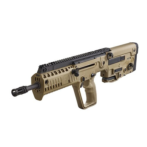 "IWI - Israel Weapon Industries Tavor X95 5.56 16"" Barrel Flat Dark Earth 10 Rd Mag"