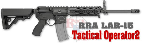 Rock River Arms Tactical Operator 2, AR-15 5.56/223, A2 Carry Handle, 30 Rnd Mag
