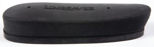 Limbsaver Standard Grind-To-Fit Recoil Pad Medium Black Rubber