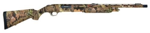 Mossberg 535 All Terrain Turkey Shotgun 12 Gauge 3.5 Inch Chamber 22 Inch Barrel Mossy Oak Break-Up Infinity Camouflage Finish Synthetic Stock 5 Round