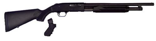 "Mossberg 500 Special Purpose 12 Ga, 18"", Parkerized, Includes Free Pistol Grip, 6 shot"
