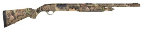 Mossberg 835 Ulti-Mag Turkey 12 Gauge 3.5 Inch Chamber 24 Inch Ported Barrel Fiber Optic Sights Synthetic Stock Full Coverage Mossy Oak Break-Up Infinity Camouflage Finish 5 Round