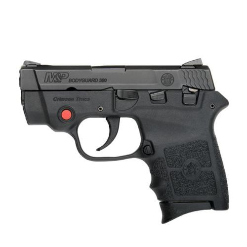 Smith & Wesson M&P Bodyguard 380 ACP, Crimson Trace Laser, 6rd Mag