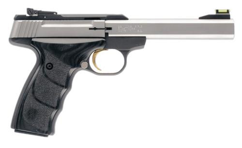 "Browning Buck Mark Plus UDX 5.5"" SS Barrel Black Laminated Grips UDX10rd Mag - Compare at $475!"