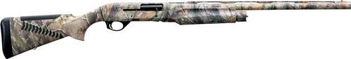 "Benelli M2 Field 12 Ga Shotgun, 24"", 3"", APG HD Camo, Comfortech Stock"