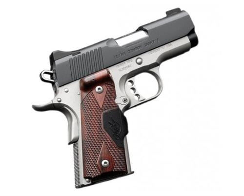 Kimber Ultra Crimson Carry II Green Laser