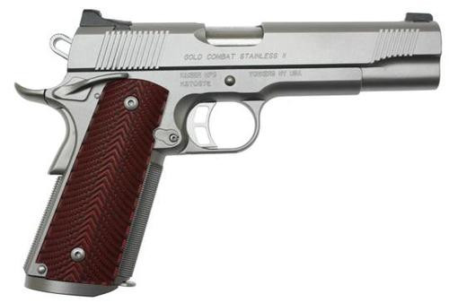 Kimber Gold Combat SS II Custom Shop 1911 45 ACP