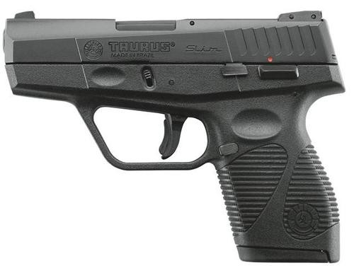 Taurus SLIM 740 Pistol- .40 SW, 6 Rnd Mag, Blue