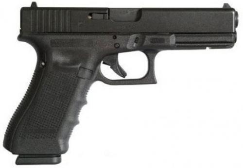 "Glock G17 Gen4 9mm 4.49"" Barrel Fixed Sights 17rd Mag USA Made"
