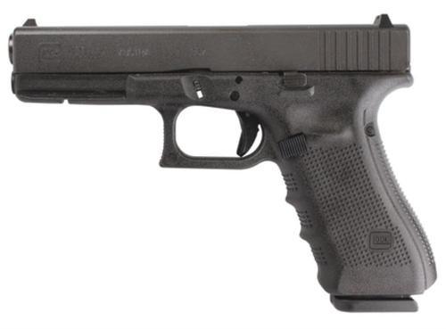 """Glock G31 Gen4 .357 Sig 4.49"""", Fixed Sights Rough Textured, 15 Round"""