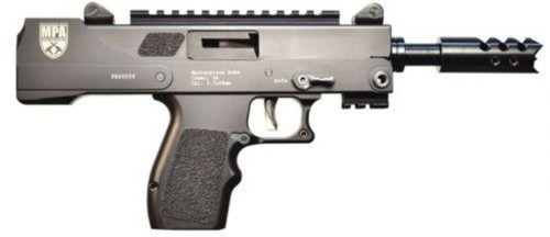 Masterpiece Arms Defender, Side Charging, 5.7x28mm, 17rd, Threaded Barrel