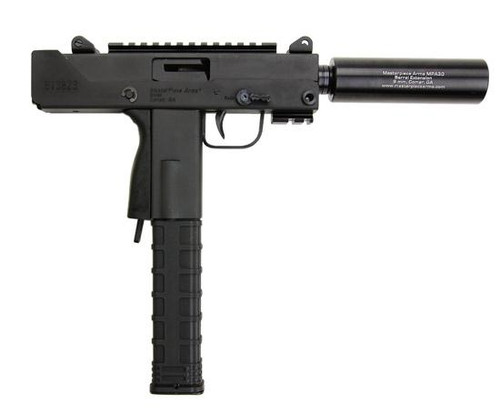 MasterPiece Arms Master Piece Arms 9mm Side Cock 35-Round Threaded Barrel Tactical Pistol