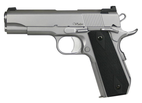 Dan Wesson V-BOB 45ACP, Stainless, 2 Dot Tritium Sights, 8rd mags