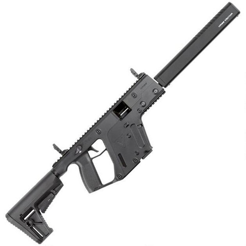 "Kriss Vector CRB G2 Rifle, 45 ACP, 16"", 13rd, M4 Collapsible Stock"