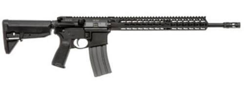 "Bravo Company Recce 16 KMR-A Carbine 223/556 16"" Barrel, GUNFIGHTER Stock,Keymod Alpha 15"" Handguard 30 Rd Mag"