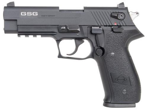 "GSG Firefly HGA .22Lr Black 4"" BL Threaded 10Rd"