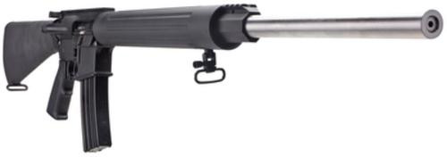 "DPMS Panther Bull Twenty-Four .223/5.56 24"" SSl Bull Barrel Black Mil-Spec Stock 30rd Mag"