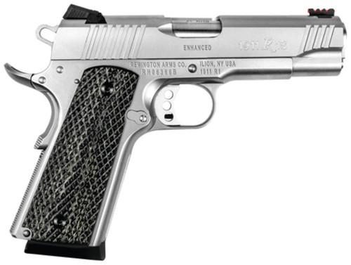 "Remington R1-S ENHANCED COMMANDER .45 Auto 4.25"" Barrel 8rd Mags"