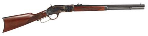 "Taylor's 1873 Lever, .357 Mag, 20"", 10+1, Walnut Stock, Case Hardened"