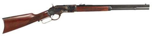 """Taylor's 1873 Lever, .357 Mag, 20"""",, , Walnut Stock, Case Hardened,  10 rd"""